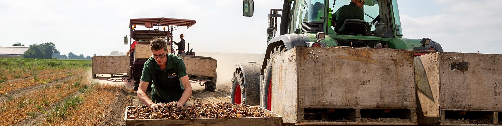 Nijk agrarische dienstverlening uit Dronten